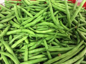 Wakefield Food Pantry - Locally grown green beans